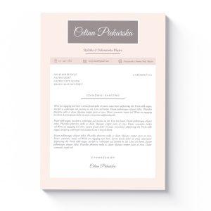 curriculum vitae list motywacyjny austin