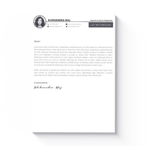 szablon cv dla studenta list motywacyjny cheyenne
