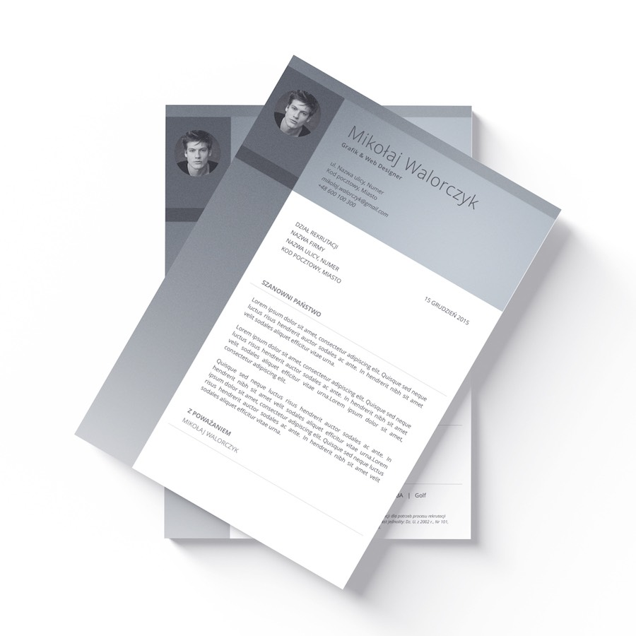 cv i list motywacyjny seattle