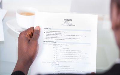 Na co zwraca uwagę pracodawca w Twoim CV  czyli 6 miejsc strategicznych dla Twojej kariery.